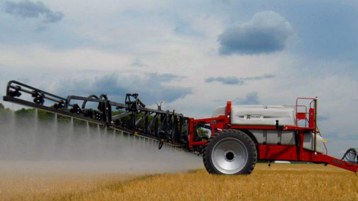 TA1600 Spraying
