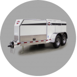 Thunder Creek Fuel Trailers at NESSA Inc